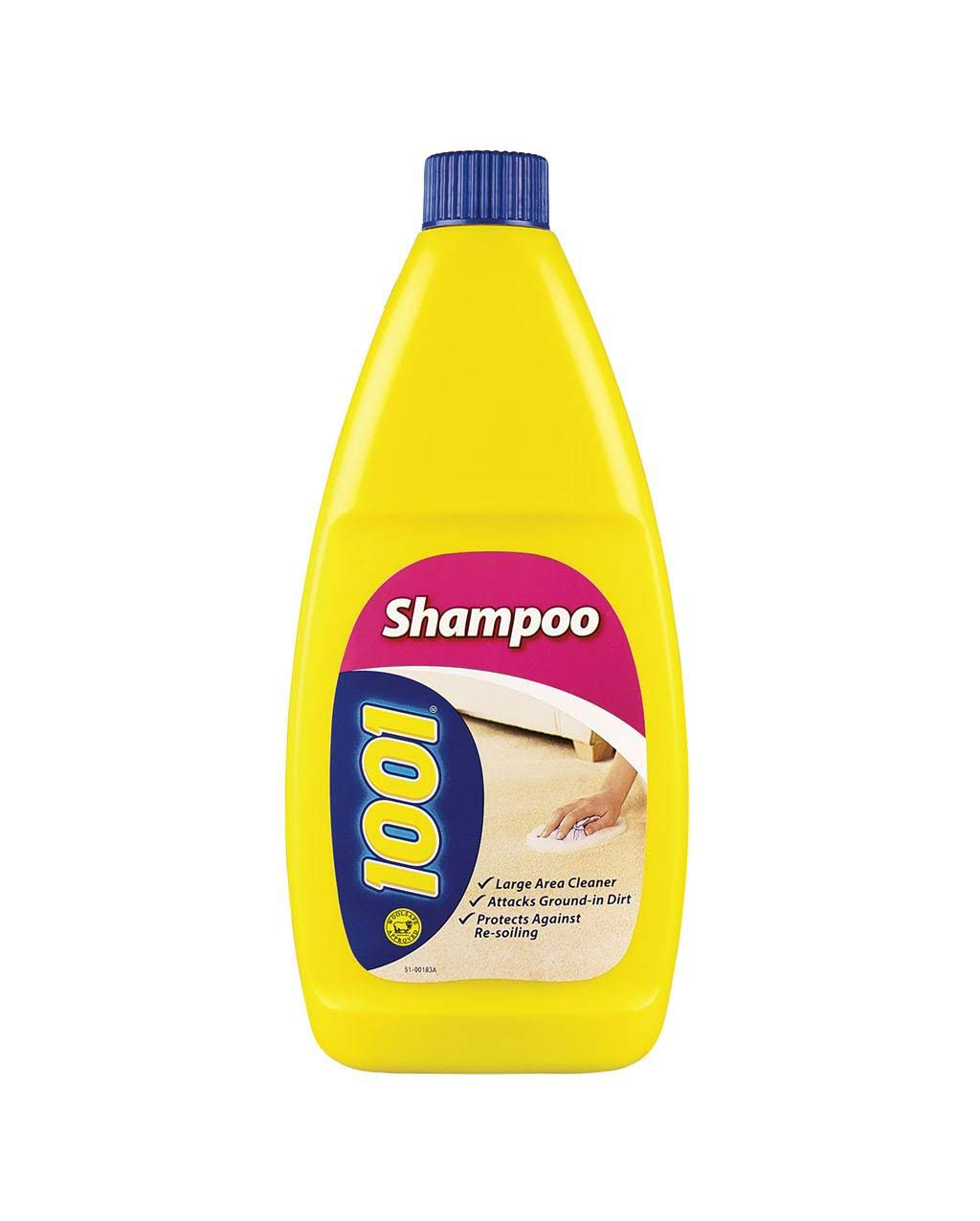 1001 CARPET SHAMPOO