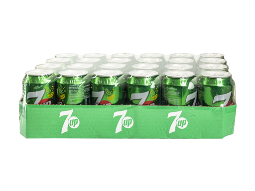 7UP CAN  (IMPORT)