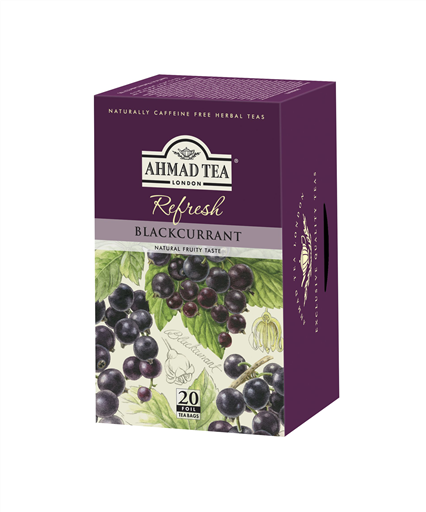 AHMAD TEA BLACKCURRANT(5x36G)