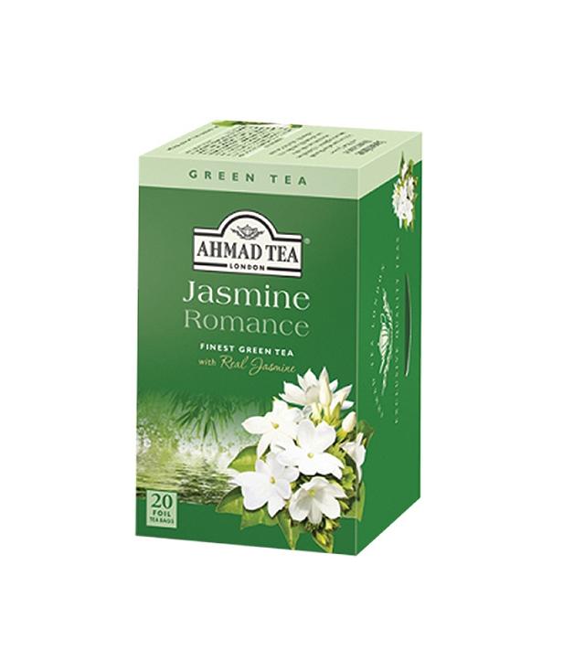 AHMAD TEA GREEN JASMINE ROMANCE