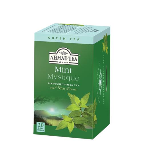 AHMAD TEA GREEN MINT MYSTIQUE