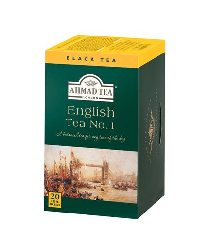 AHMAD TEA ENGLISH TEA NO1
