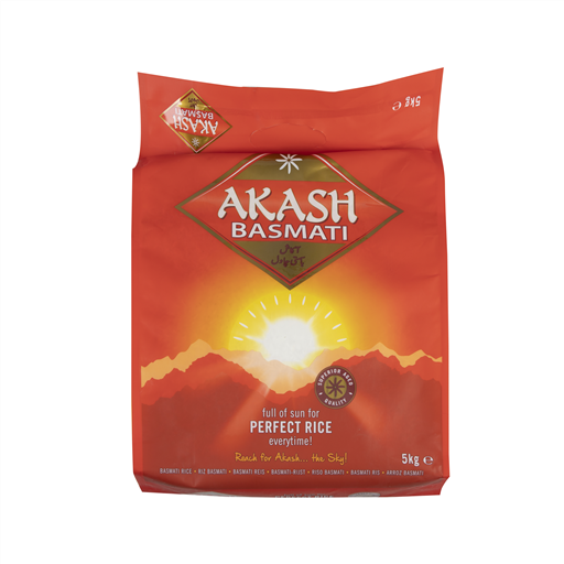 AKASH BASMATI RICE DELISTED