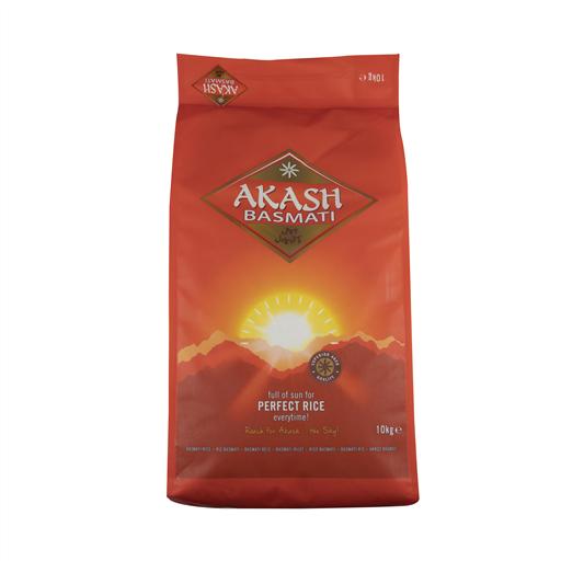 AKASH RICE--DELIST