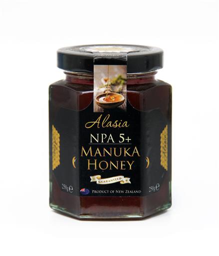ALASIA MANUKA HONEY - delist(6x250G)