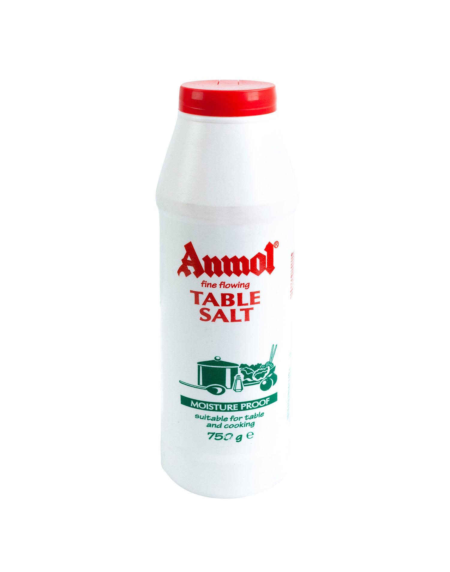 ANMOL TABLE SALT(12x750G)