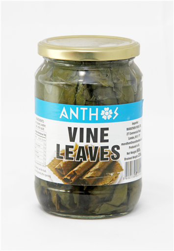 ANTHOS VINE LEAVES(6x600G)