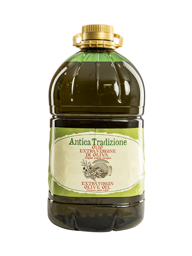 ANTICA OLIVE OIL EX-VIRGIN (PET)(3x5LT)