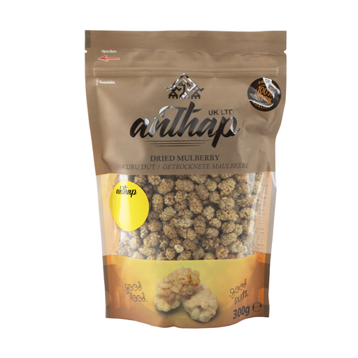 ANTHAP MULBERRIES (DRIED) - DELISTED
