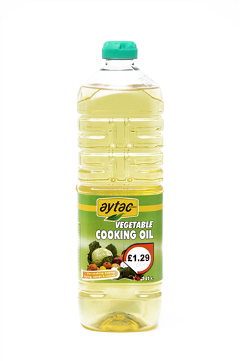 AYTAC VEGETABLE OIL (DELIST)(15x1LT)