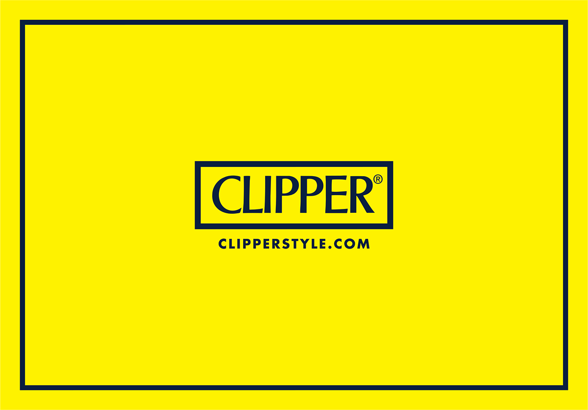 CLIPPER LIGHTERS COLOURFUL