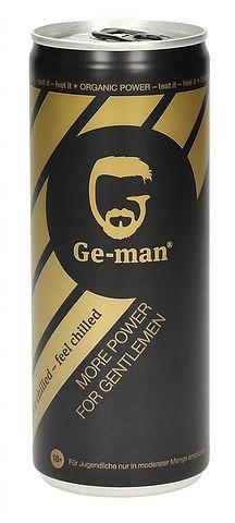GE-MAN MORE POWER