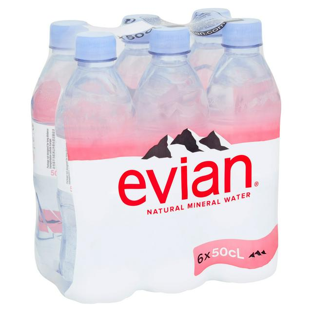 EVIAN WATER (30 PACK)