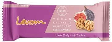 LEVOM FRUITBAR FIG WALNUT (VEGAN)