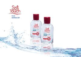 SOFT TOUCH HAND SANITIZER GEL ANTI-BACTERIAL